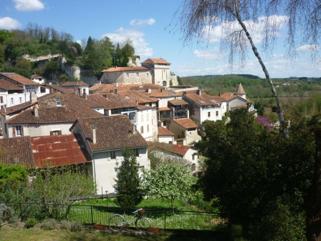 C.R Aubeterre sur Dronne en Charente Aubete53