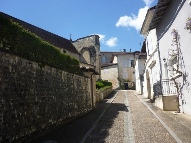 C.R Aubeterre sur Dronne en Charente Aubete54