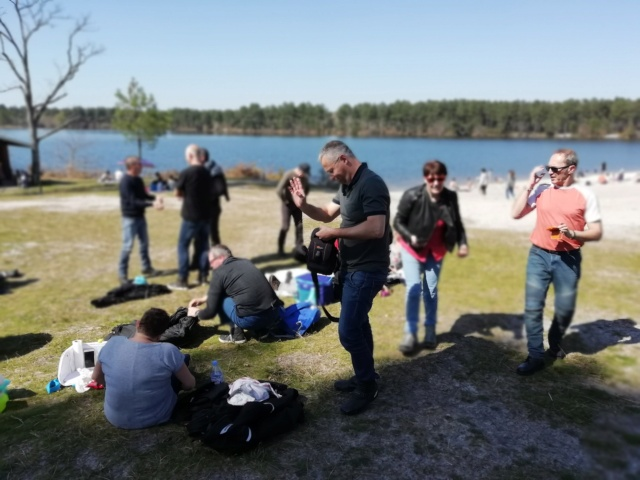Petite virée au Lac D'Hostens Hosten58