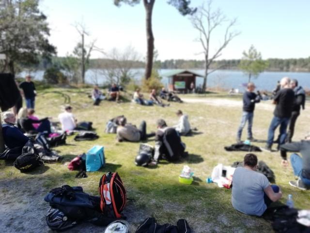 Petite virée au Lac D'Hostens Hosten59