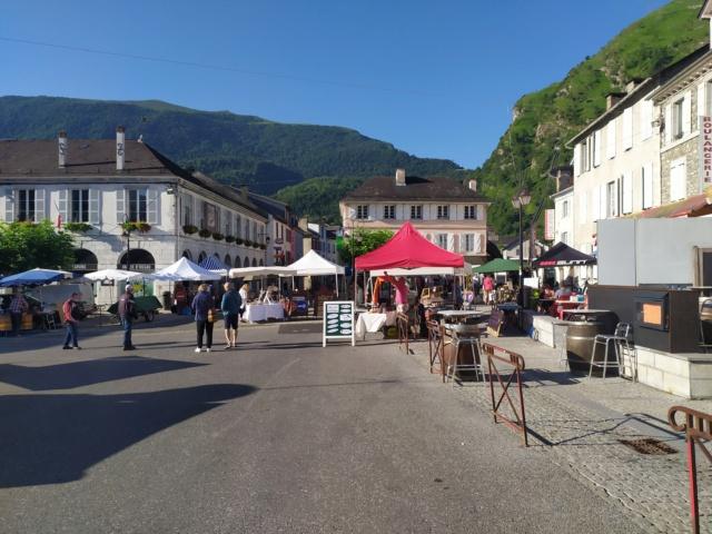 Road Trip dans les Pyrénées à Bedous Vallée Aspe Béarn… Img_2543