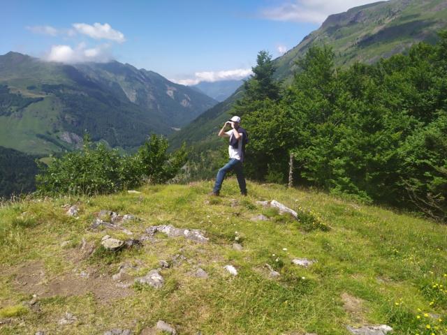 Road Trip dans les Pyrénées à Bedous Vallée Aspe Béarn… Img_2558