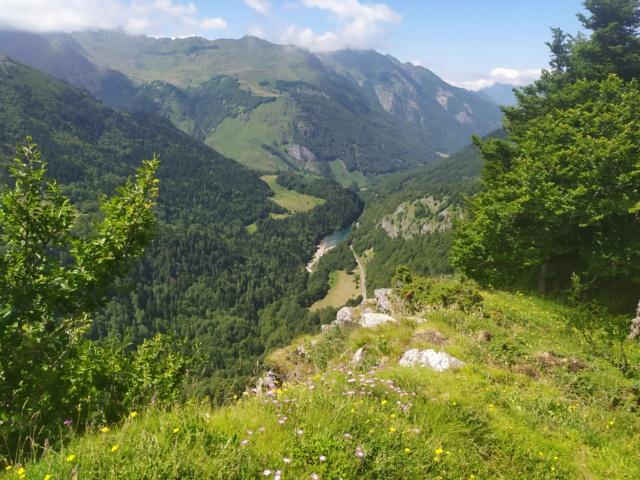 Road Trip dans les Pyrénées à Bedous Vallée Aspe Béarn… Img_2559