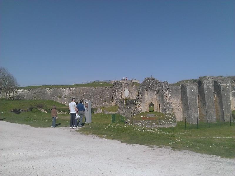 CR à la Citadelle de Blaye Le_bla18