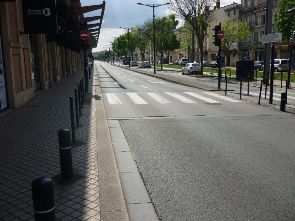 Bordeaux : Un Dimanche avant le déconfinement du 11 mai P1050916