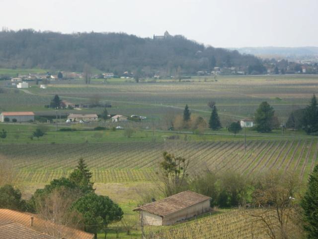 Petite Balade entre Castillon et Langon Pujols10