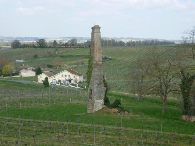 Petite Balade entre Castillon et Langon Pujols14