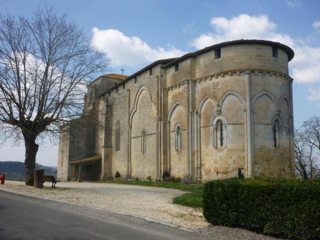 Petite Balade entre Castillon et Langon Pujols16