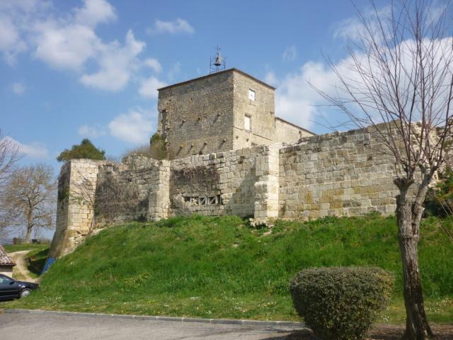 Petite Balade entre Castillon et Langon Pujols25