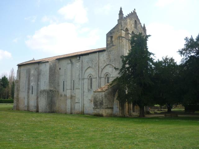 Petite Balade entre Castillon et Langon Pujols31