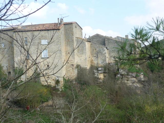 Petite Balade entre Castillon et Langon Pujols40