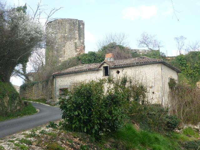 Petite Balade entre Castillon et Langon Pujols42