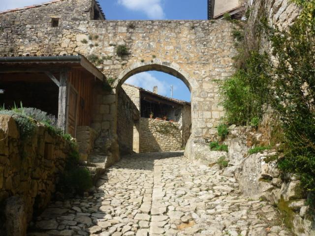 Petite Balade entre Castillon et Langon Pujols43