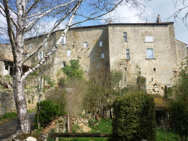 Petite Balade entre Castillon et Langon Pujols45