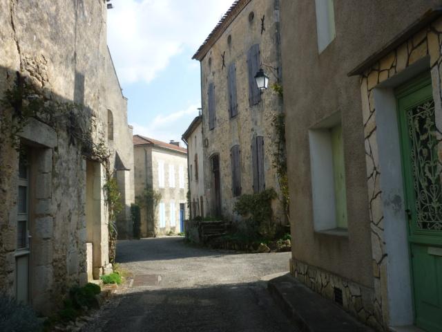 Petite Balade entre Castillon et Langon Pujols46