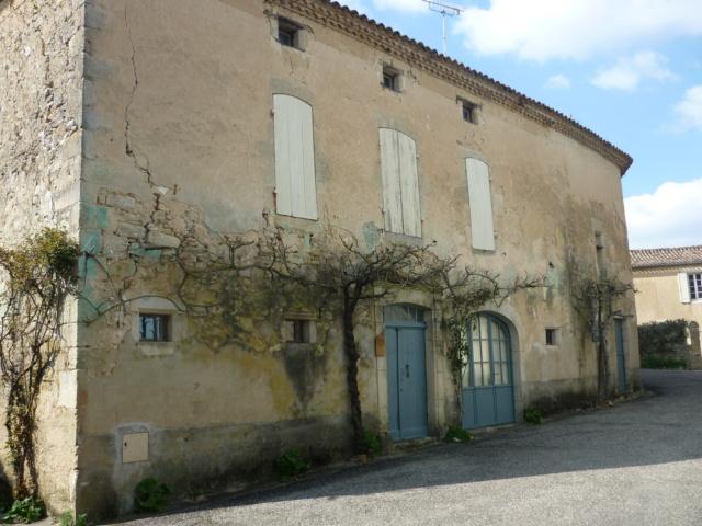 Petite Balade entre Castillon et Langon Pujols47