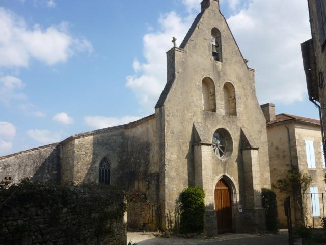 Petite Balade entre Castillon et Langon Pujols48