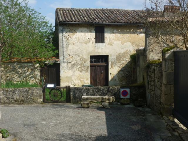 Petite Balade entre Castillon et Langon Pujols49