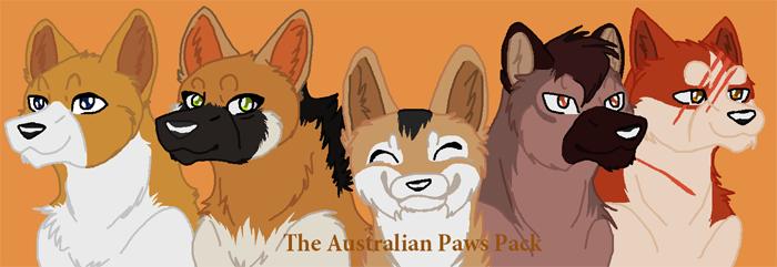 Australian Paws Pack