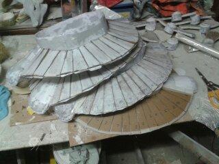 [TERMINE] stargate: bustes Anubis,Horus,Bastet,Thot,Khnoum 13908510