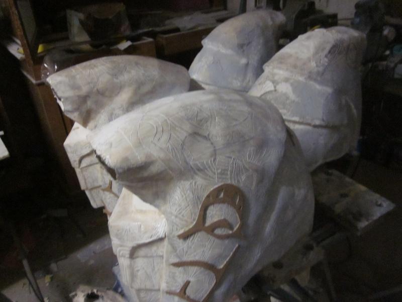 [TERMINE] stargate: bustes Anubis,Horus,Bastet,Thot,Khnoum Img_2827