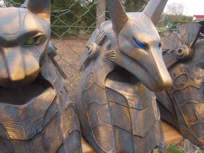 [TERMINE] stargate: bustes Anubis,Horus,Bastet,Thot,Khnoum - Page 2 Img_2929