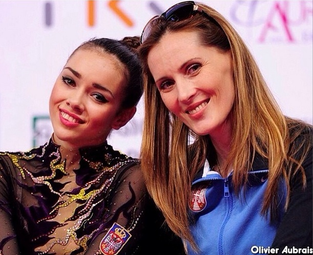 Milena Milachich (Serbie) Milena10