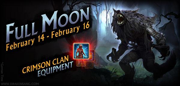 evento luna llena febrero Luna10