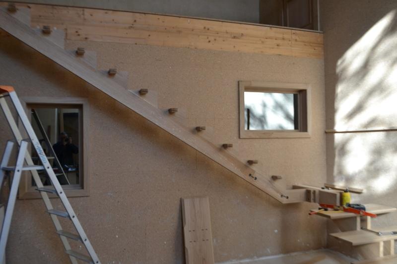pose d'un escalier Dsc_0021