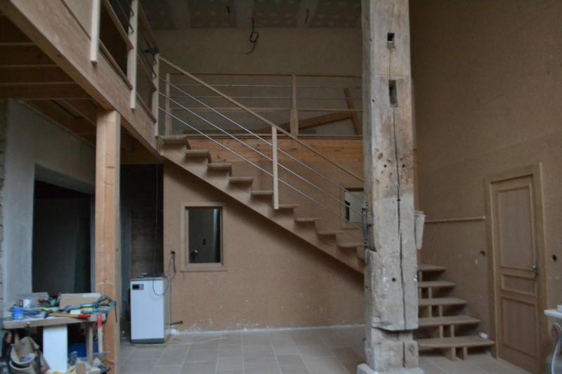pose d'un escalier Dsc_0036