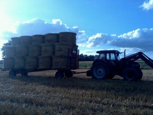 Masse AR tracteur et chariot a tourelle 515010