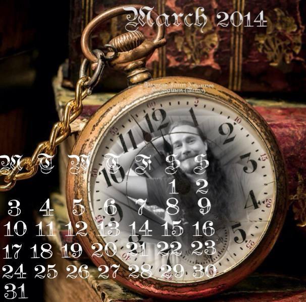 The Calendar 2014 19121110