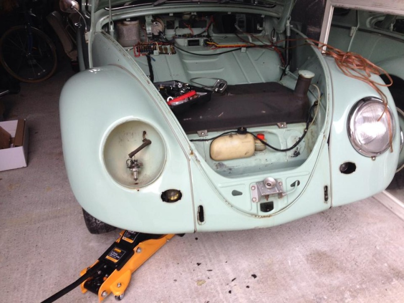 Whitebrow's 65 Bug Full Restoration 64260_10