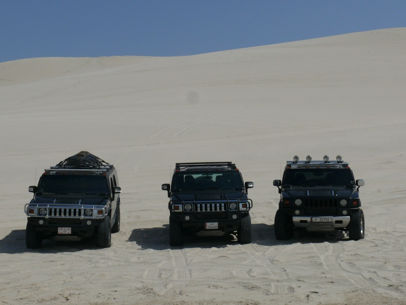 """Hummerdriver"" in Qatar  P1090310"