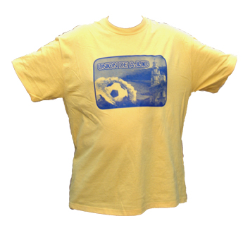 Wear the Pride!  Be official.  Union Ajijic soccer t-shirts available. Tshirt10