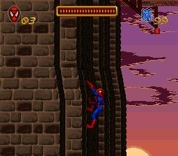 """La licence """"Spider-Man"""" sur Snes ! 1548310"""