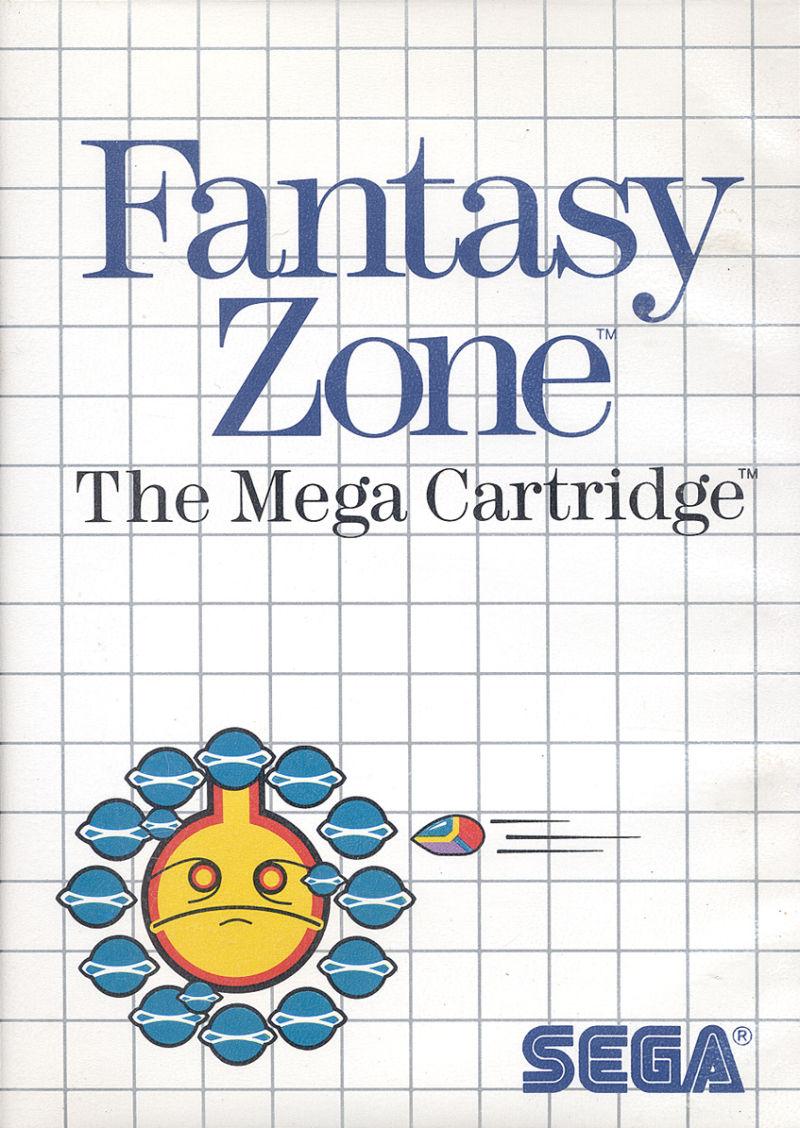 Fantasy Zone (Master System) 18073-10