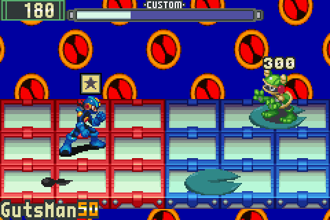 Mega Man Battle Network 2 (GBA) 18224010