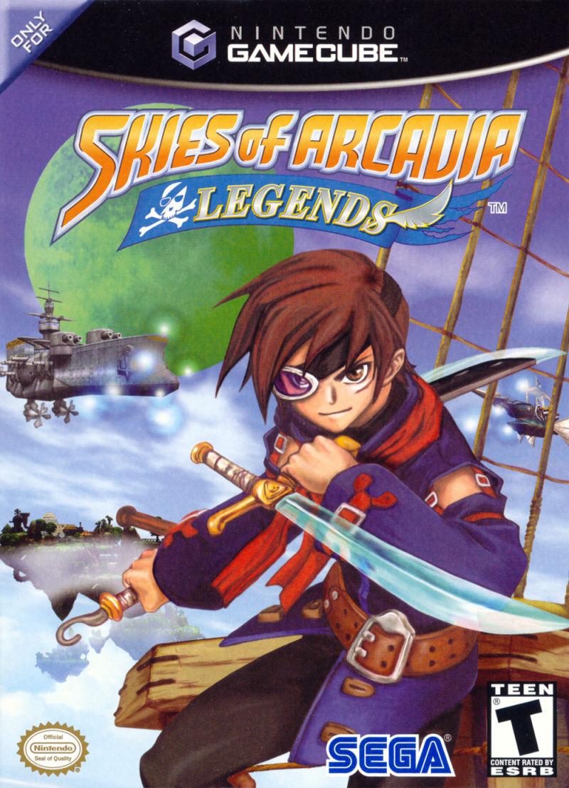 skies of - Skies of Arcadia legends (GC) 21840-10