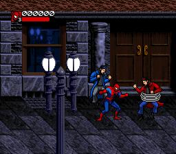 """La licence """"Spider-Man"""" sur Snes ! 23375_10"""
