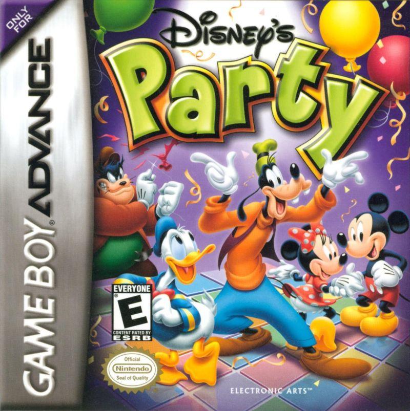 """Les """"Disney"""" sur GBA de l'année 2003 ! 26475-10"""