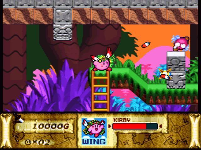 Kirby super star (Snes) 27866-10