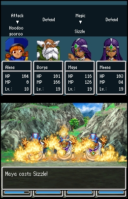 Dragon Quest : La trilogie Zénithienne (DS) 316