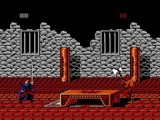 Robin Hood : Prince of thieves (NES) 320x2412
