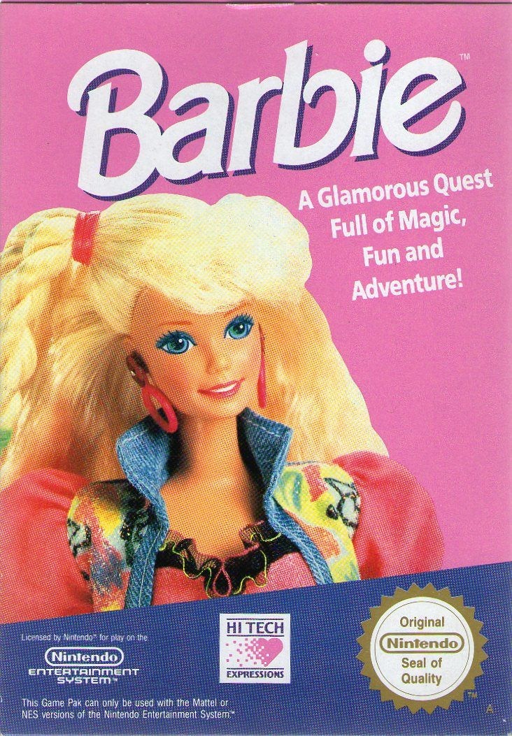Barbie (NES) 32657910