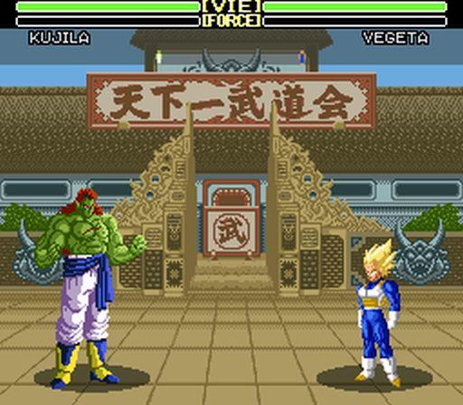 Dragon Ball Z : La Légende Saïen (Snes) 33531-10