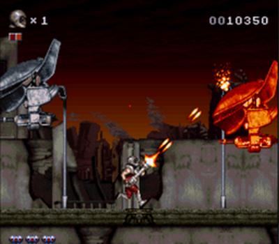 Rendering Ranger : R2 (Super Famicom) 35065-10