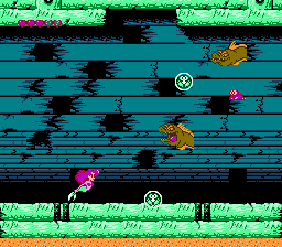 The Little Mermaid (NES) 38434210
