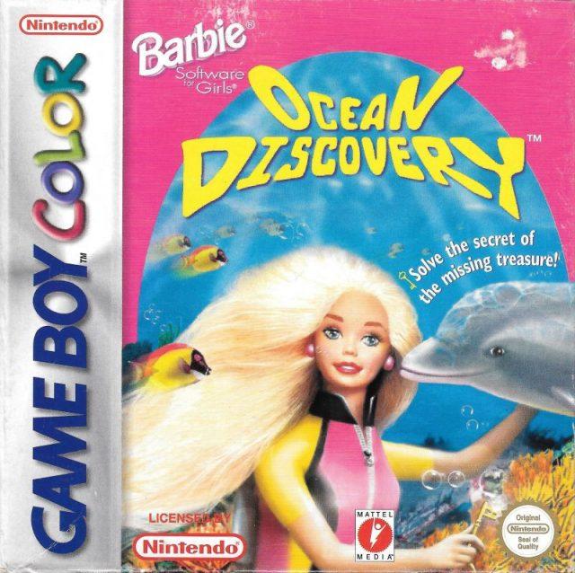 Les jeux Barbie sur GB et GBC ! 38980210