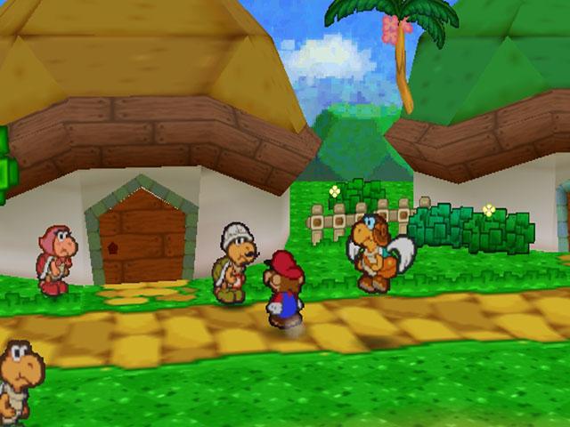 Paper Mario (N64) 40077-10